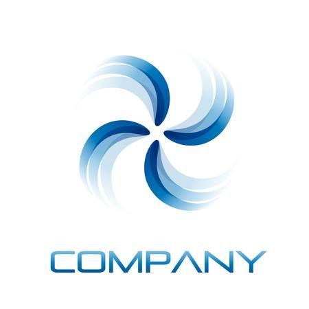 Air Conditioning Logo Stock Photos Air Conditioning Logo