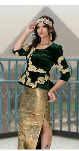Tendance robes de soirée  Karakou