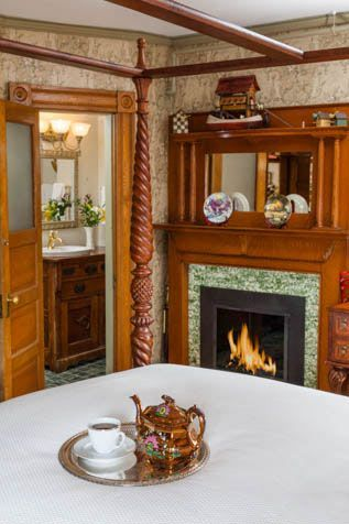 Woodstock Vt Lodging Romantic Bed And Breakfast Bed And