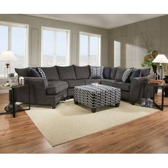 Rosdorf Park Miranda 127 Sectional Reviews Wayfair Furniture Living Room Sets Living Room Furniture