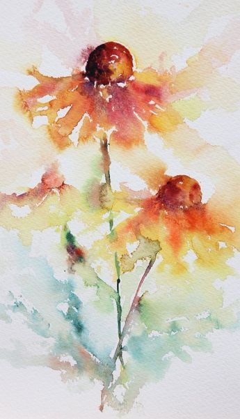 Painting Tumblr Watercolour 23 New Ideas Watercolor Flowers