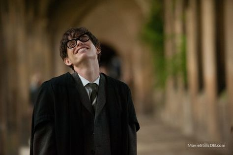 The Theory of Everything - Publicity still of Eddie Redmayne