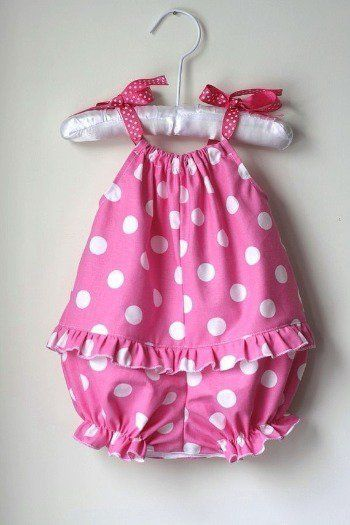 this is too cute--looks like just add romper part to bottom of the PC pattern