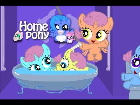My Little Ponyville Valentines Card Creator  Pony Games