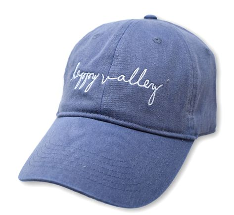 Penn State Happy Valley Hat Blue Jean Nittany Lions (PSU)