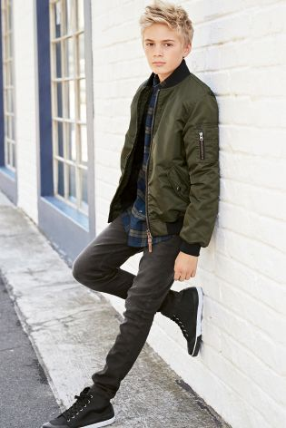 Buy Boys coatsandjackets Coatsandjackets Olderboys Olderboys Bomber Bomber Jackets Jackets from the Next UK online shop - The bomber jacket trend isn't going anyway ANY time soon! Here's one your little'un can be rocking.