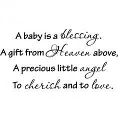Love Quotes For Walls New Baby Quotes Baby Quotes Baby Shower Quotes