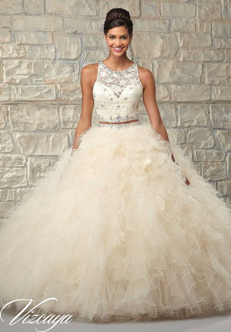 Mori Lee Quinceanera Dress Style 89026