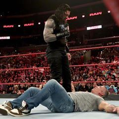 Image May Contain One Or More People Roman Reigns The Shield Wwe Reign