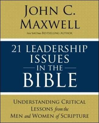 John Maxwell Profiles in Leadership: Martha – Don't Miss the Jesus