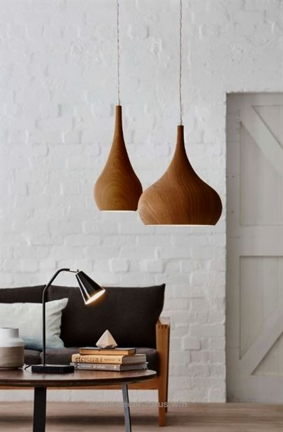 Add Some Texture With Our Range Of Timber Grove Pendant Lights Bunnings Lighti With Images Dining Room Lighting Neutral Living Room Design Modern Lighting Design