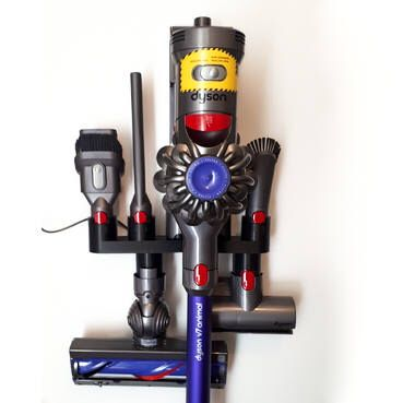 Dyson V8 V10 Accessory Holders Choose 4 5 Or 6 Accessories Etsy Dyson Cordless Vacuum Dyson Dyson Cordless