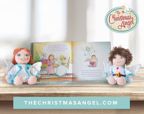 Ceramic Angel Ornament ~ Christmas Angel Ornaments ~ Teacher Christmas Gifts ~ Christmas Ornaments ~ Angels ~ Christmas Angel Gifts ~ 6618