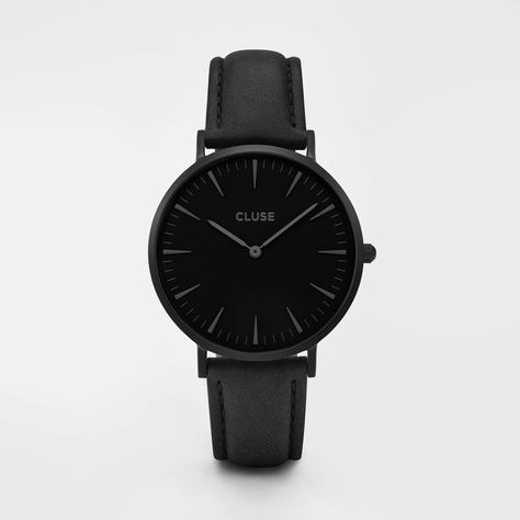 La Bohème Full Black want this watch so much!!!!!!!