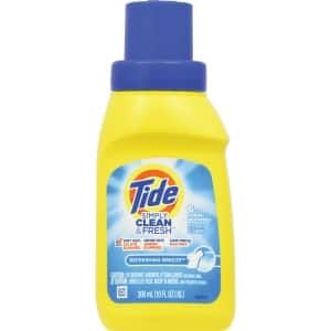 View Tide Simply Clean Fresh Tide Simply Clean Laundry Detergent Liquid Laundry Detergent