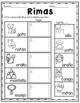 900 Ideas De Spanish Primeros Grados Lectura Y Escritura Actividades Escolares