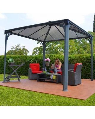 The 10 Best Something Blue Gifts For Your Wedding Registry Aluminum Gazebo Patio Gazebo Garden Gazebo