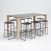 Floating Bar Leaner By Tim Webber Design, A Clever Design. Browse The  Clever Design Store For Furniture, Bar, Table, Leaner.