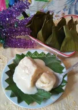 Resep Bongko Roti Tawar Pisang Oleh Bundaindah Aura08 Recept