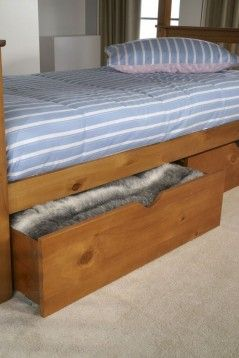 Underbed Drawers Drawers For Under Bed Solid Wood Malm Underbed