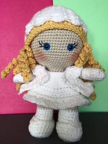 Merida Princess Amigurumi in 2020 | Crochet princess, Crochet doll pattern, Amigurumi  pattern | 460x345