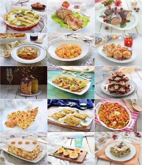 Antipasti Di Natale Cucina Italiana.Menu Di Natale Dall Antipasto Al Dolce Lapasticceramatta Ricette Idee Alimentari Alimenti Di Natale