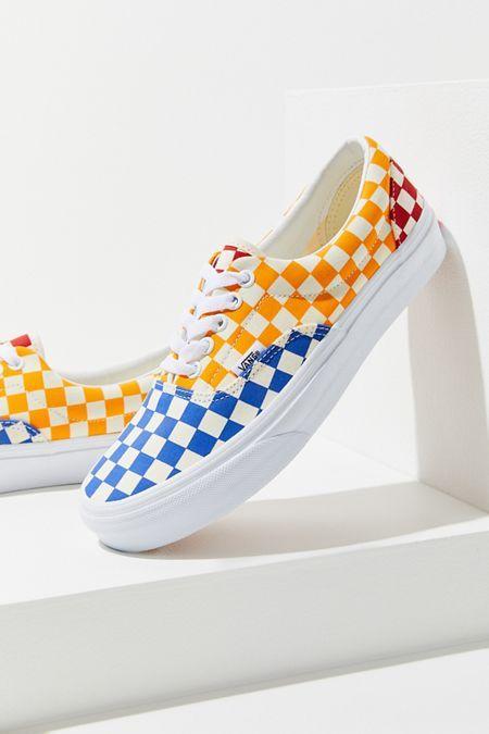 Vans Era Primary Checkerboard Sneaker
