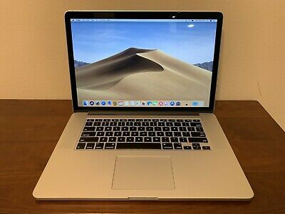 Ebay Link Ad Apple Macbook Pro 2015 15 4 Intel I7 2 5ghz 16gb 1tb Ssd Mjlq2ll A Upgraded Apple Macbook Pro Macbook Pro Ssd