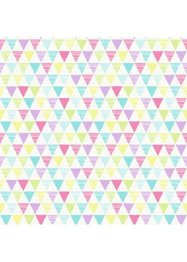 Jester Bright Geometric Wallpaper Wallpaper Border Kids Print Wallpaper Geometric Wallpaper Design