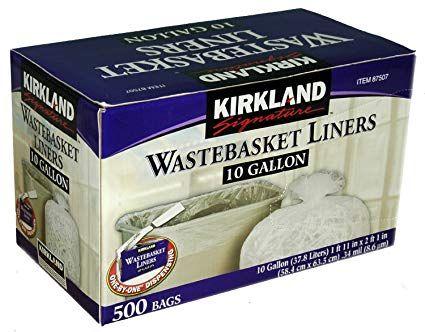 Gallon Wastebasket Liners