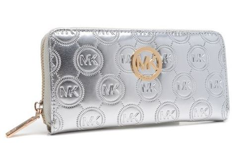 f7411e6f8a78 Michael Kors Monogram Embossed Zip Around Continental Wallet Camel | Michael  Kors Handbags | Wallet, Michael kors bag, Cheap michael kors bags
