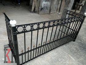 فن زخرفة Fer Forge شباك حديد فيرفورجيه نافذة الشرفة Balcony Iron Windows Wrought Iron Wooden Wall Art