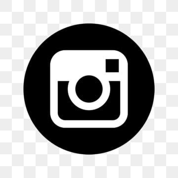 Instagram Black White Icon Instagram Icons Black Icons White Icons Png And Vector With Transparent Background For Free Download Instagram Logo New Instagram Logo Black And White Cartoon
