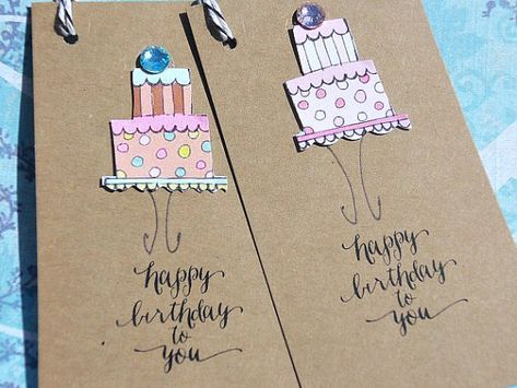 List Of Pinterest Kraft Paper Wrapping Birthday Gift Bags Images
