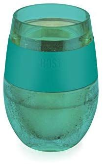 Host 7422 Wine Freeze Cooling Cup Translucent Green 1 Cup Buy