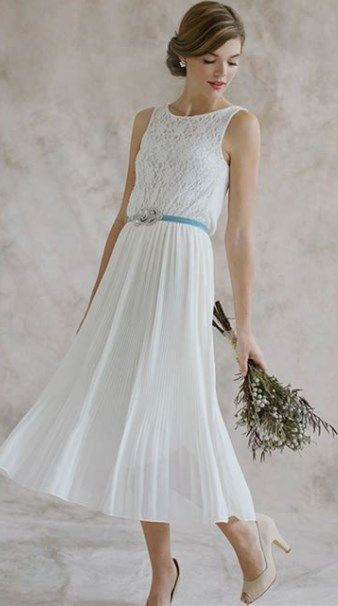 60 Best Casual Wedding Dresses For Second Marriages 2019 Plus Size Women Fashion 2nd Wedding Dresses Wedding Dresses For Older Women Casual Wedding Dress