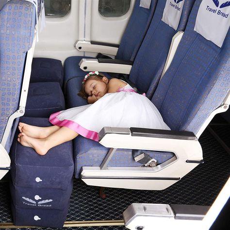 travel bread foot rest pillow