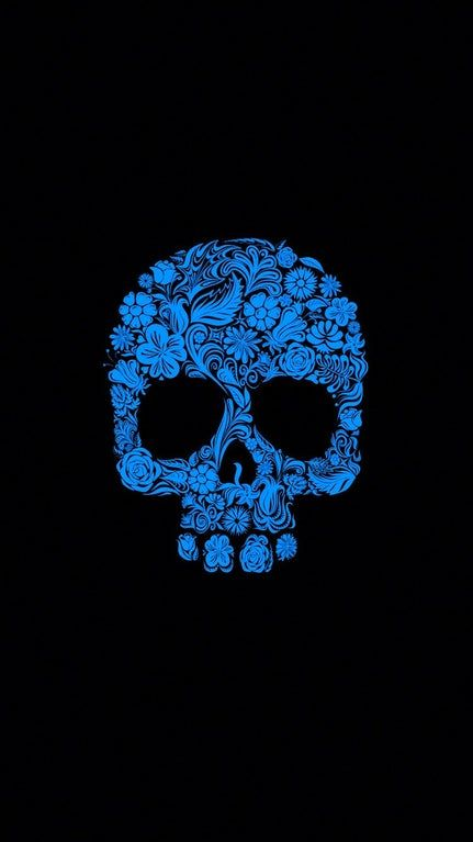 Halloween Wallpaper True Black Iphonexwallpapers Skull Wallpaper Black Skulls Wallpaper Simple Skull