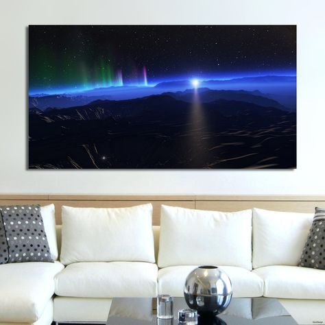 Not Framed Canvas Prints Home Decor Wall Art Pictures3pc