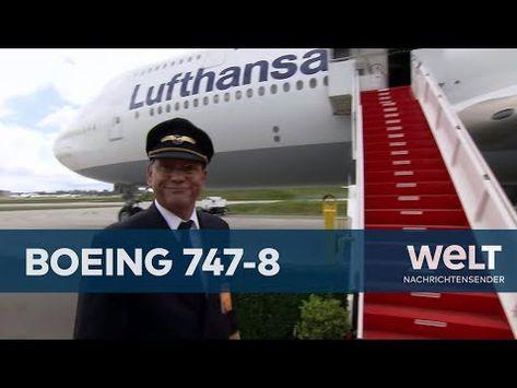Boeing 747 8 Ein Jumbo Jet Hebt Ab Doku Youtube Wolle