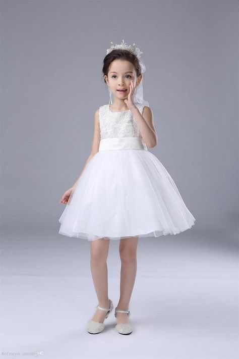▷ 1001 + ideas for beautiful flower girl dresses for wedding season 2019