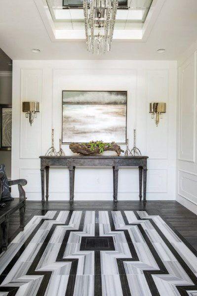 Top 50 Best Entryway Tile Ideas Foyer Designs Floor Design