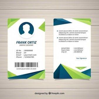 Fantastis 27 Download Background Id Card Keren Cdr Id Card Designs Vectors Photos And Psd Files Free Download From Www Freepik Com 01 Desain Banner Gambar