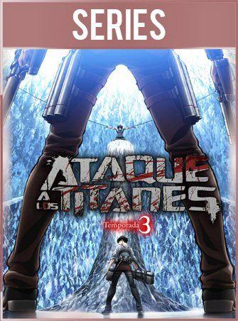 Ataque A Los Titanes Temporada 3 Completa Hd 12 12 Sub Español Hd 720p Temporada 3 Ataque A Los Titanes Temporadas