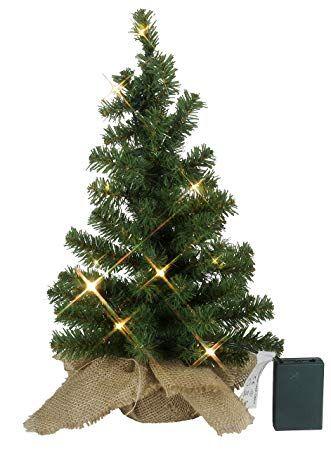 Künstlicher Weihnachtsbaum Mit Beleuchtung 45 Cm.Kamaca Led Weihnachtsbaum Tannenbaum Im Beutel Beleuchtung Mit