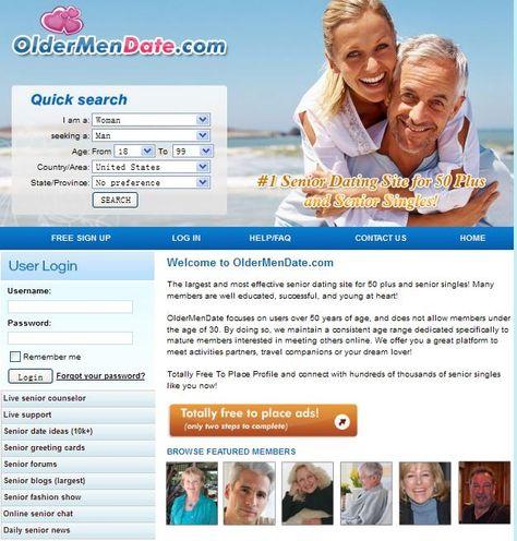 Dating-Website 50 plus