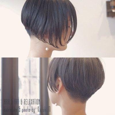 ボード Short Hair のピン
