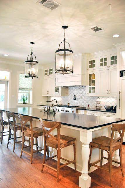 Incredible Pinterest Kitchen Island Lighting Exclusive On Indoneso Com Kitchen Design Home Kitchens Kitchen Remodel