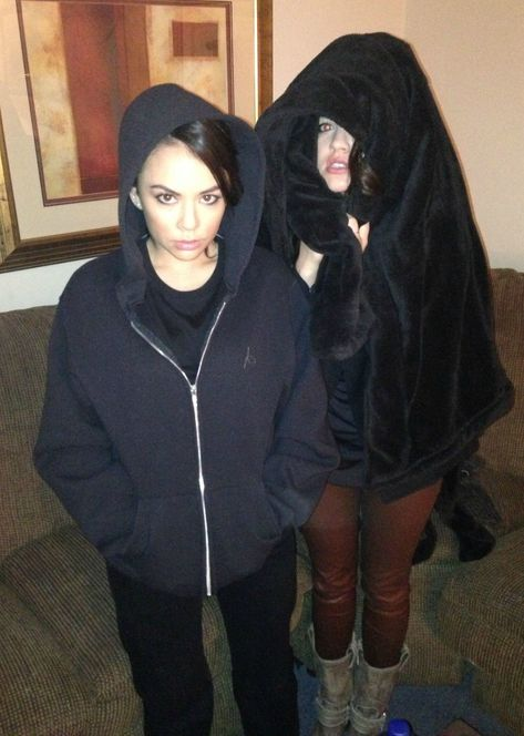 Janel Parrish Takes Us Behind the Scenes of Pretty Little Liars Before Tonight's Season Finale! | Glamour