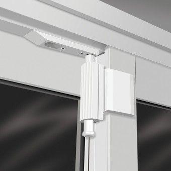 Patio Guardian Pdg01 W Patio Door Guardian Lock White Patio Doors Sliding Patio Doors Sliding Door Design